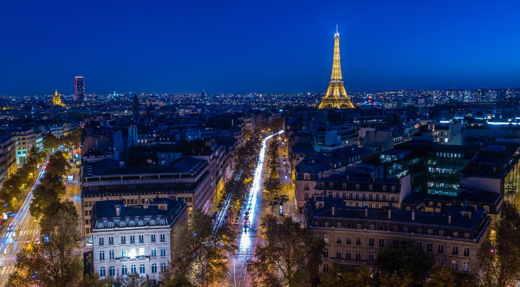 Notte Parigi